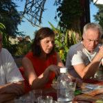 Joachim Lücht, Katrin Göring-Eckardt und Norbert Wessel